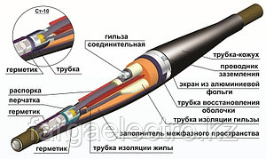 Муфта соединительная СТп-10 (150-240)