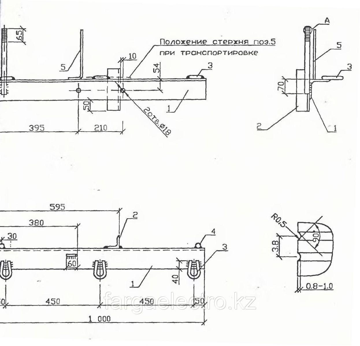 Траверса ТМ-86