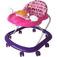 Ходунки Babyhit First-Step Purple