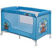 Кровать-манеж Lorelli Nanny Голубой