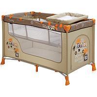 Кровать-манеж Bertoni Nanny 2 Сафари