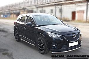 Защита передняя D 60,3 Mazda CX-5 2011-2015-