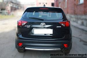 Защита задняя D 60,3 Mazda CX-5 2011-2015-