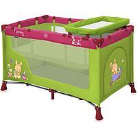 Кровать-манеж Bertoni Nanny 2 Зелёный