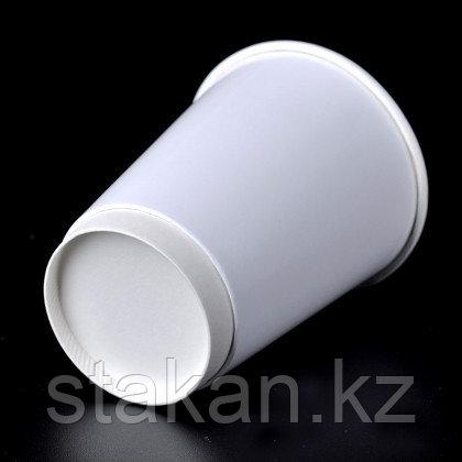 Стакан ДВУХСЛОЙНЫЙ (белый), 250мл