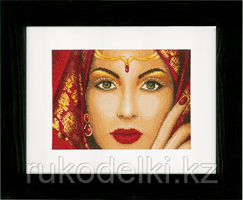 """Набор для вышивания крестом """"Oriental beauty"""""""
