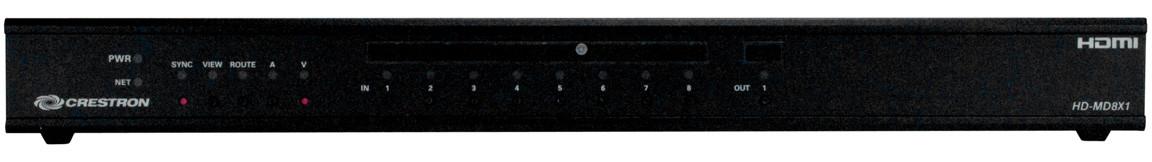 HD-MD8X1