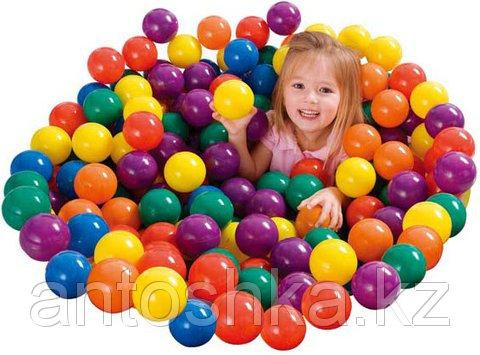 NP IN Шарики-мячики для сухого бассейна (100 шт. в сумке, 8см)