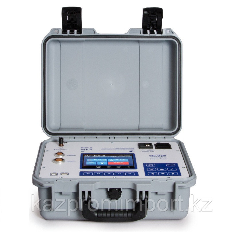 ПКР-2M - Прибор контроля устройств РПН трансформаторов безразборным методом