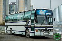 Развозка сотрудников на автобусе