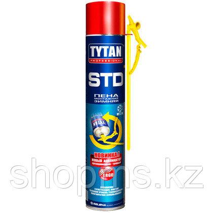 Монтажная пена TYTAN Professiona STD зимняя, фото 2