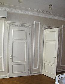 Классические двери из дерева