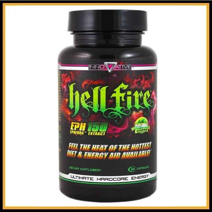 Innovate Hellfire 90 caps (eph+dmaa)
