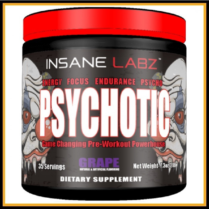 Insane Labs Psychotic 35 порций