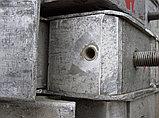 Пастообразный металлополимер наполненный титаном WEICON-TI (500 гр), фото 2