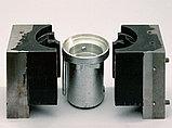 Жидкий металлополимер наполненный сталью, износоустойчивый WEICON-WR (500 гр), фото 2