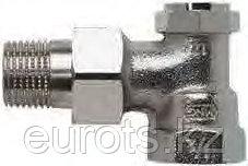Настраеваемый запорный клапан V2420 Verafix–E