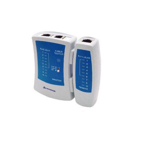LinkBasic CSA01 Кабельный тестер для тестирования RJ11, RJ12, RJ45