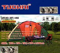 Палатка люкс 4-х местная TUOHAI 1456