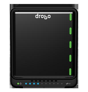 NAS система Drobo 5Dt (Turbo)