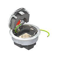 OBO Bettermann Лючок GESRC2 USB (для монтажных оснований, хром), фото 1