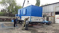 Прорабские бытовки контейнера