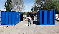 Утепленный контейнер в Алматы, фото 1