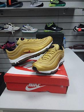 Кроссовки Nike Air Max 97  Gold, фото 2