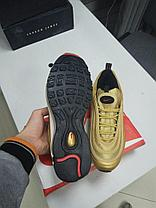 Кроссовки Nike Air Max 97  Gold, фото 3