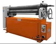 Станок вальцовочный эл.мех. Stalex ESR-1300х2.5, Ø валков 90мм., 540 кг.