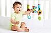 Tiny Love Игрушки для кроватки и коляски Веселая игра (на липучке), фото 4