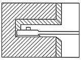 Ключ накидной прямой-WS 14X15, фото 3