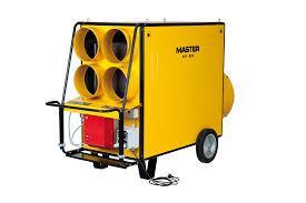 Тепловое оборудование «Master» Италия