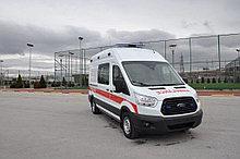 Реанимобиль на базе «Ford Transit»