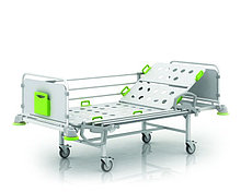 Кровать функциональная  с принадлежностями 2-секционнная