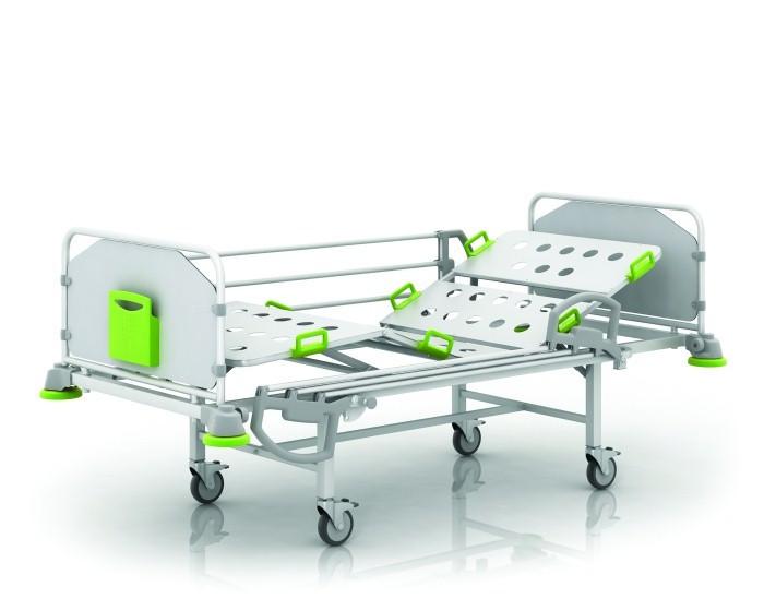 Кровать функциональная механическая с принадлежностями