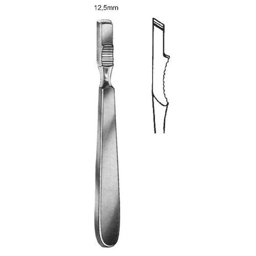 Распатор прямой для костной хирургии