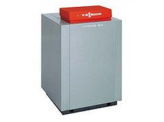 Низкотемпературный газовый котел Viessmann VITOGAS 100‐F, с контроллером Vitotronic 100, 84 кВт