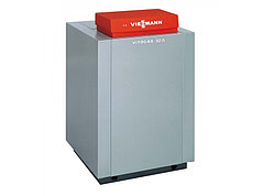 Низкотемпературный газовый котел Viessmann VITOGAS 100‐F, с контроллером Vitotronic 100, 140 кВт