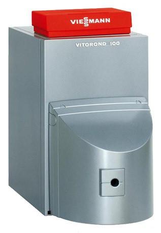 Котёл комбинированный низкотемпературный Viessmann VITOROND 100 с контроллером Vitotronic 100, 15 кВт (без горелки)