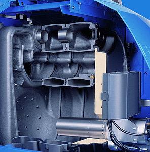 Напольный чугунный котел на газе/дизтопливе Buderus Logano G125 WS, 25 кВт (без горелки), фото 2