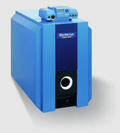 Напольный чугунный котел на газе/дизтопливе Buderus Logano G215 WS, 52 кВт (без горелки) , фото 2