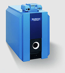 Напольный чугунный котел на газе/дизтопливе Buderus Logano G315, 140 кВт (без горелки)