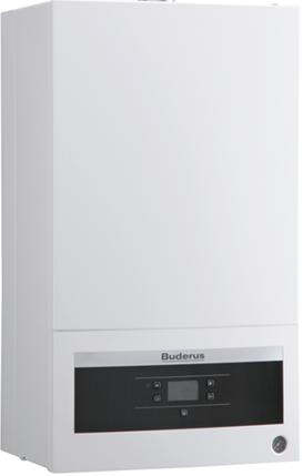 Настенный котел Buderus Logamax U072, на газе 18 кВт (без дымохода), фото 2