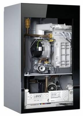 Настенный конденсационный котел Buderus Logamax plus GB172i 30 кВт (без дымохода), фото 2