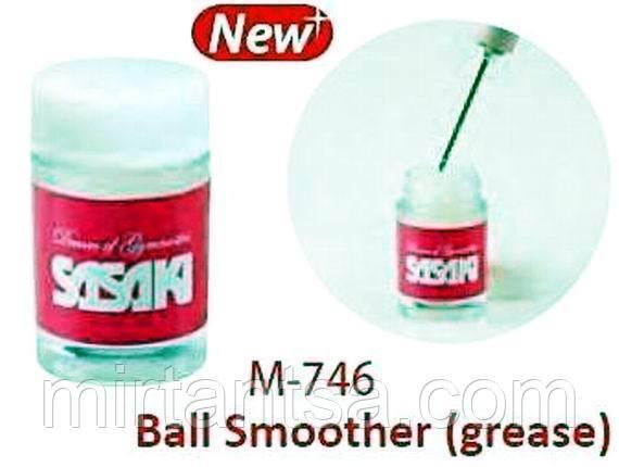 Ball Smoother Sasaki M-746. Глицериновая смазка Сасаки