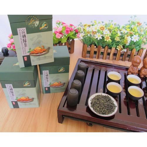 "Зелёный чай марки ""Хуа Шэн"" - фото 1"