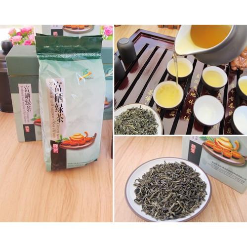 "Зелёный чай марки ""Хуа Шэн"" - фото 2"