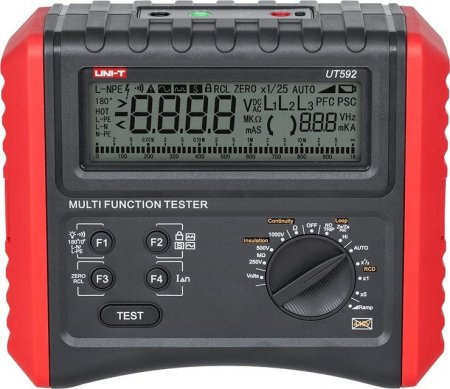 UNI-T UT591 Мегаомметр
