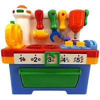 Музыкальные строительные инструменты  Kiddieland